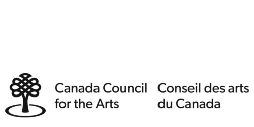 Canada Council for the Arts/Conseil des arts du Canada Logo