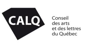 Logo du Conseil des arts et des lettres du Québec