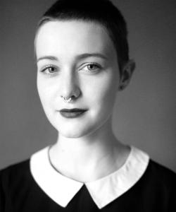 Rhiannon Collett's headshot