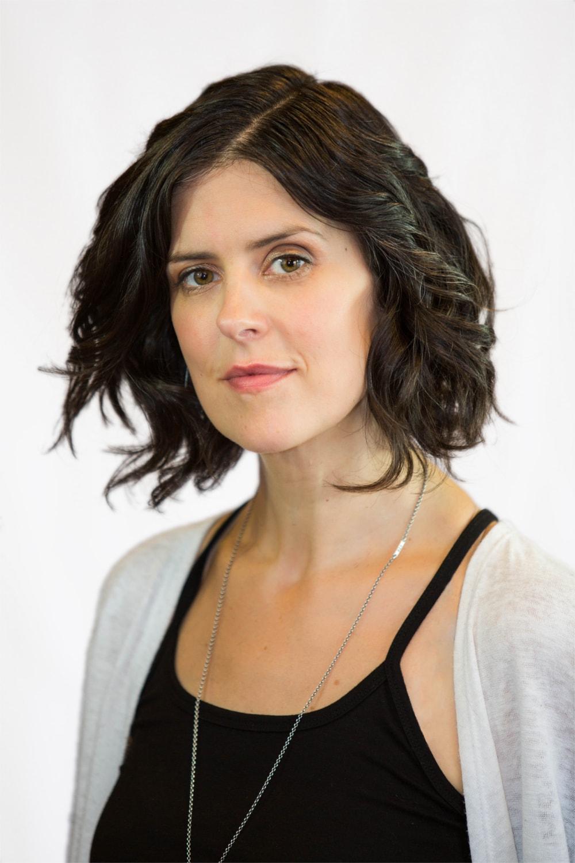 Headshot of dramaturg Sarah
