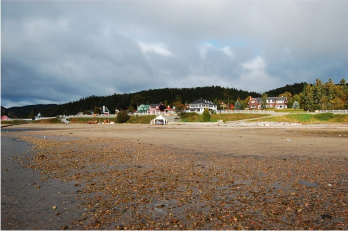 Photo of Tadoussac Shoreline