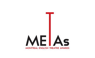 Logo for the Montreal English Theatre Awards