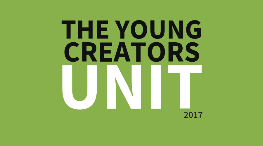 The 2017 Young Creators Unit_website