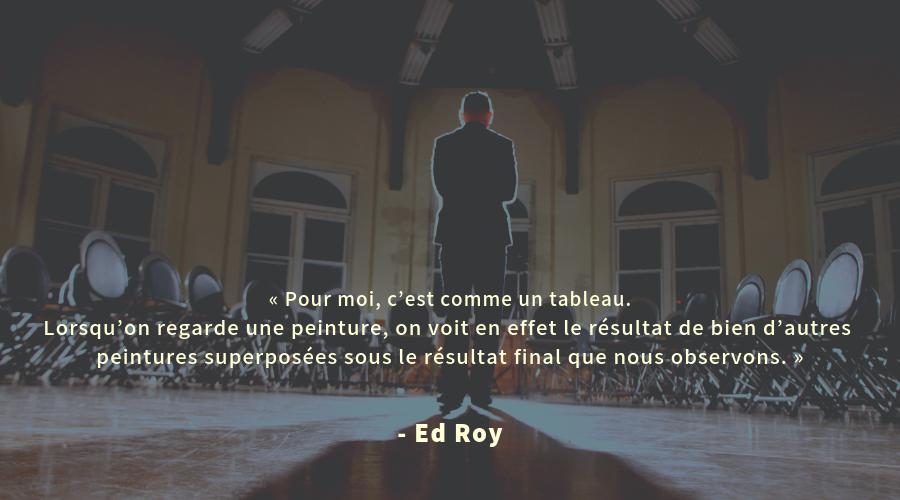 Ed Roy