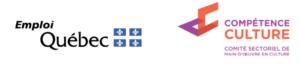 Emploi-Québec and Compétence Culture Logos