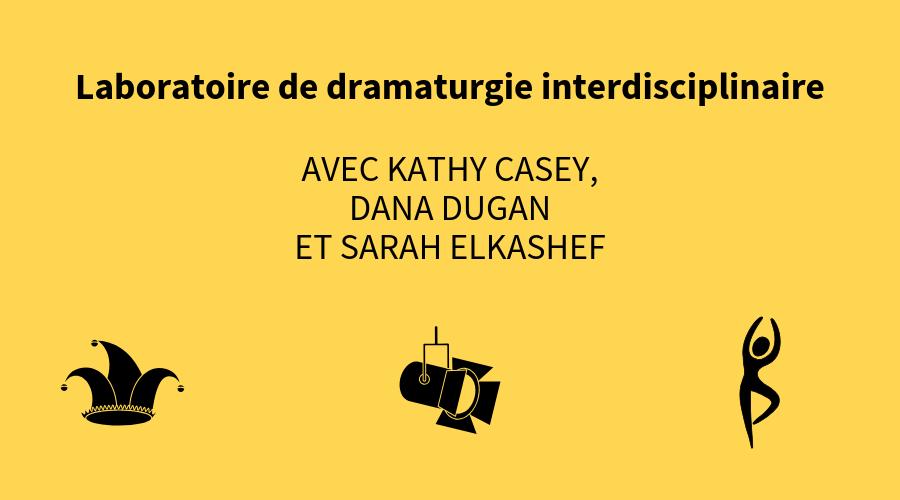 laboratoire de dramaturgie interdisciplinaire