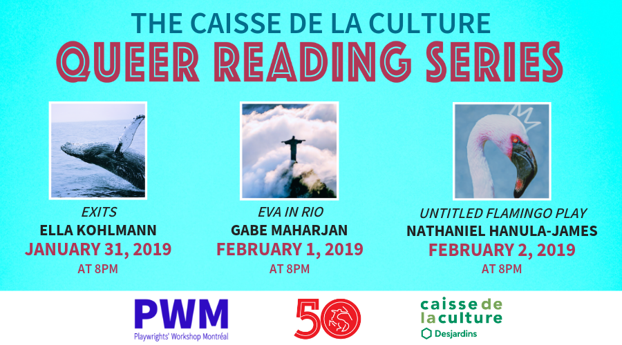 The Caisse de la Culture Queer Reading Series