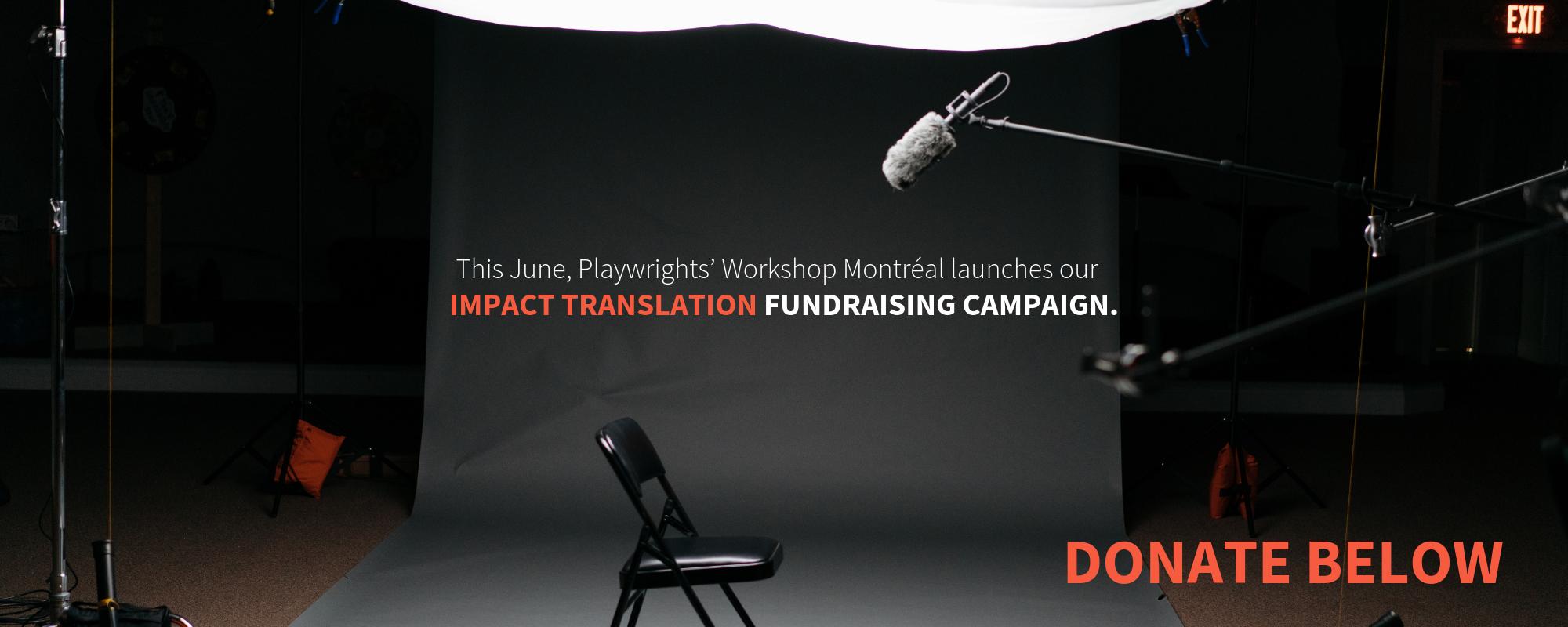 Donate to Impact Translation