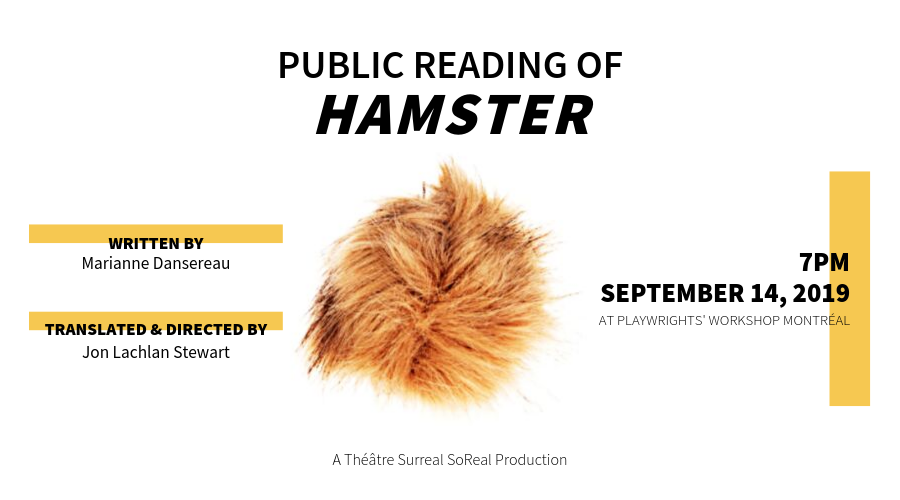 Public Reading of Hamster