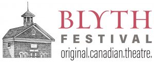 Logo of the Blyth Festival
