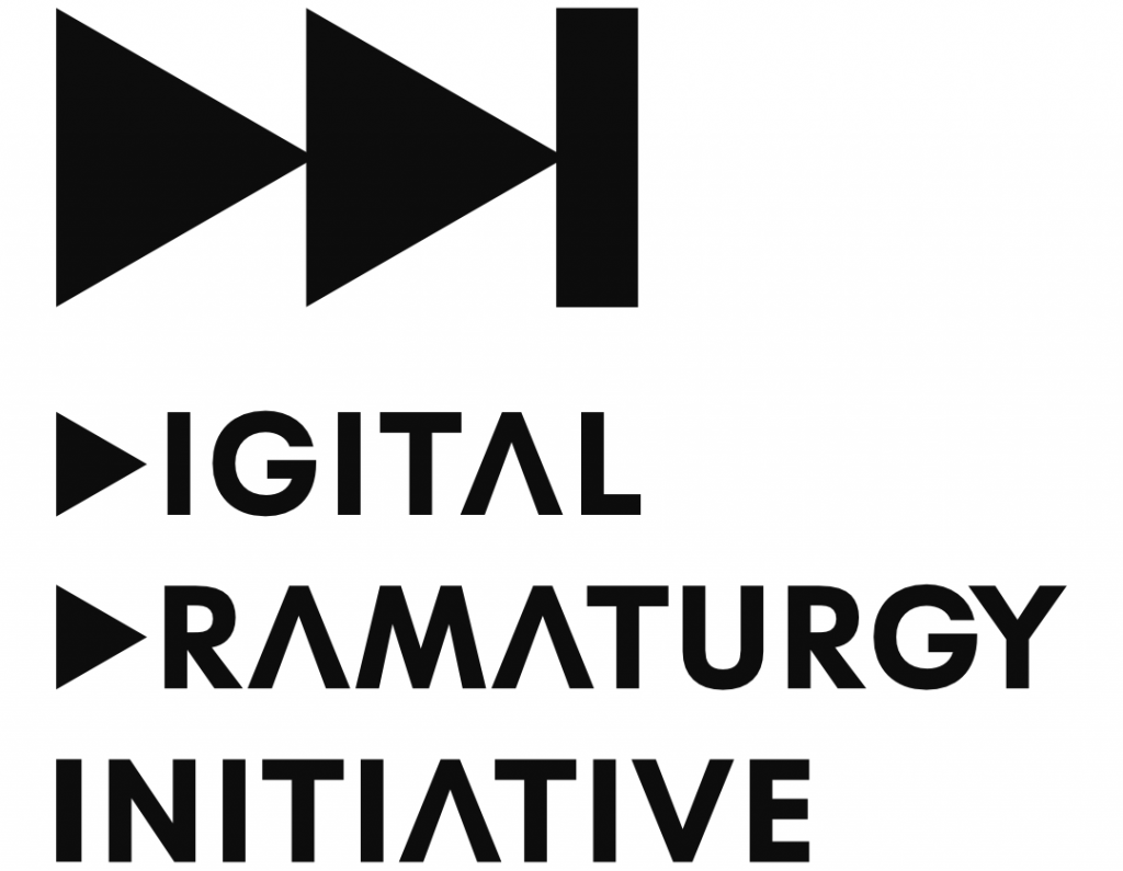 Logo of the Digital Dramaturgy Initiative