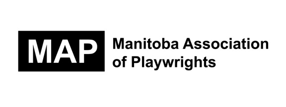 Logo of the Manitoba Association of Playwrights