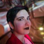 Headshot portrait of Emilie Soussana
