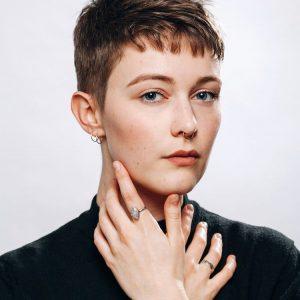 Headshot of Rhiannon Collett